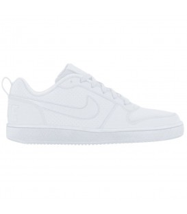 ZAPATILLAS NIKE COURT BOROUGH LOW MODA SPORTWEAR HOMBRE BLANCO 838937-111