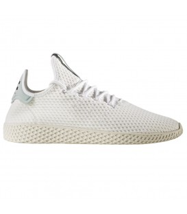 ZAPATILLAS ADIDAS PHARREL WILLIAMS TENNIS HU BY8716 BLANCO