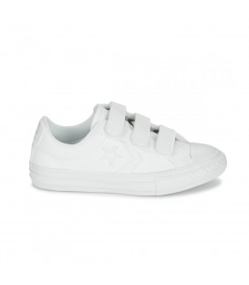 ZAPATILLAS CONVERSE STAR PLAYER EV 3V OX 651830C BLANCO