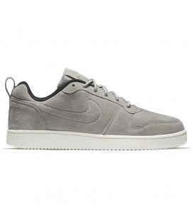 ZAPATILLAS NIKE COURT BOROUGH LOW PREMIUM 844881-006 GRIS HOMBRE
