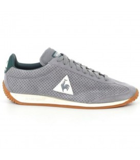 ZAPATILLAS LE COQ SPORTIF QUARTZ PERFORATED NOBUCK 1720088 GRIS