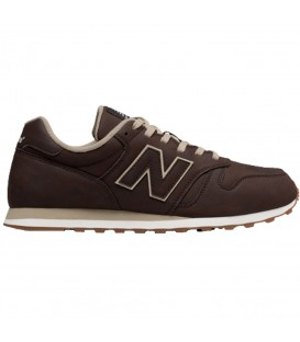 ZAPATILLAS NEW BALANCE ML373 MODA SPORTWEAR HOMBRE MARRON ML373