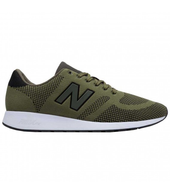 new balance verde zapatillas