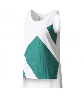 Camiseta para mujer Adidas EQT Tank perteneciente a la saga Equipmentç, que celebra el legado de adidas renovando el estilo urbano de los 90.