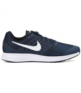 ZAPATILLAS NIKE DOWNSHIFTER 7 GS 869969-400 AZUL MARINO