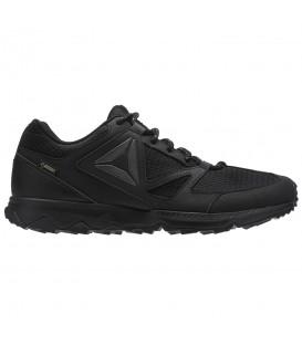 Zapatillas de trail con gore-tex para hombre Reebok Skye Peak GTS 5 BS7669 de color negro. Otros modelos de zapatillas de trail en chemasport.es