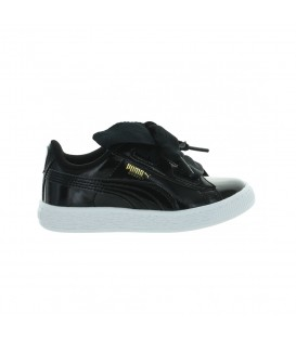 ZAPATILLAS PUMA BASKET HEART GLAM PS