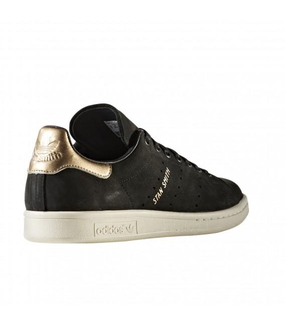 zapatillas adidas mujer negro y dorado