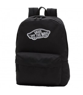 Mochila Vans Realm Backpack V00NZ0BLK en color negro disponible ya en chemasport.es