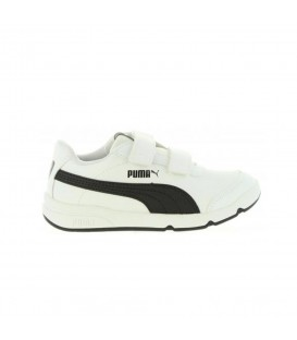 ZAPATILLAS PUMA STEPFLEEX 2 SL V PS 190114 06 BLANCO NEGRO