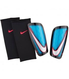 Espinilleras Nike Mercurial Lite SP2086-402 en color azul al mejor precio en chemasport.es