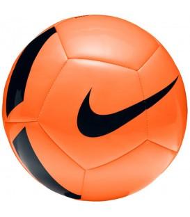 Balón Nike Picht Team Football SC3166-803 en color naranja. Balones de fútbol en chemasport.es al mejor precio