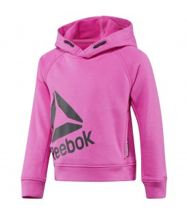 SUDADERA REEBOK GIRLS ESSENTIALS PULLOVER