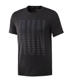Camiseta deportiva para hombre Reebok Running Activchil con descuento. Realizamos envíos a toda la Península. Gratis a partir de 50 euros.