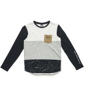 Camiseta de manga larga de la marca Rip Curl para niño. Compra este u otros modelos en nuestra sección para niños. ¡Grandes descuentos y ofertas!