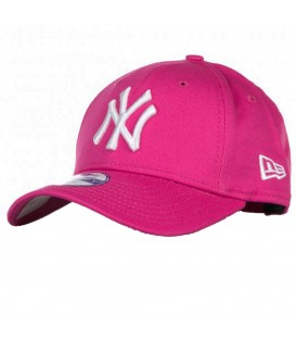 Gorra New Era 9Forty Mlb League Basic Neyyan 10877284 en color rosa. Entra en chemasport.es y encuentra más colores de gorras New Era
