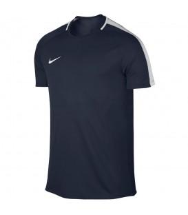 Camiseta Nike Dry Academy 832967-451 para hombre en color azul marino. Camisetas de fútbol en chemasport.es al mejor precio