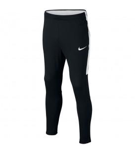 Pantalón largo para niño Nike Dry Academy que aleja el sudor de la piel modelo Nike Dry Academy en color negro.