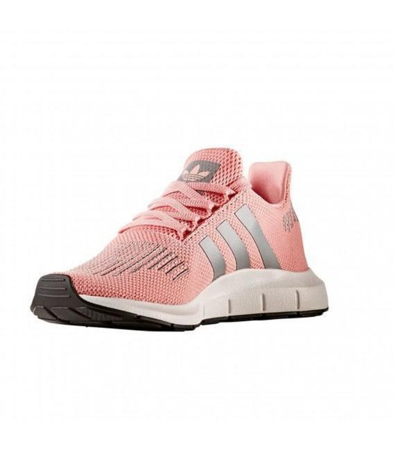 zapatillas adidas rosas running