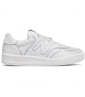 Zapatillas New Balance 300 Leather WRT300SB de color blanco para hombre con los gastos de envío gratis en 24/48 horas.