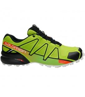 ¿Buscas unas zapatillas de Trail? Estas zapatillas confeccionadas con la mejor tecnología de Salomon son perfectas para tus salidas más técnicas. Cambios gratis
