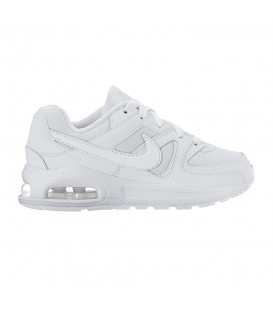 ZAPATILLAS NIKE AIR MAX COMMAND FLEX PS 844347-101 BLANCO