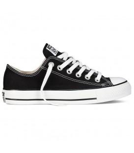 Zapatillas unisex Converse All Star OX M9166C de color negro y confeccionadas en lona al mejor precio. Otros modelos de Converse en chemasport.es