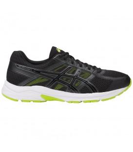 Zapatillas de running Asics Gel Contend 4 para hombre de color negro. Otros modelos de running al mejor precio en chemasport.es