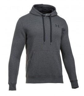 SUDADERA UNDER ARMOUR RIVAL FITTED PULL OVER