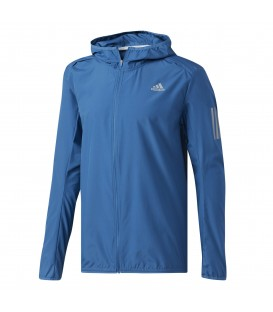 CHAQUETA adidas RESPONSE HOODED WIND