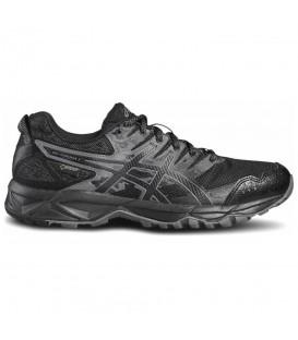 Zapatillas de trail para mujer Asics Gel-Sonoma T777N-9099 de color negro. Otros modelos de trail al mejor precio en chemasport.es