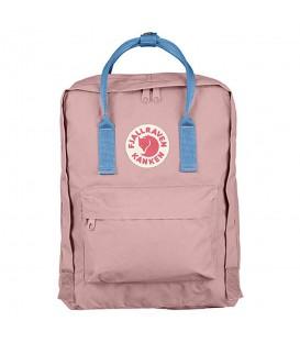Comprar mochila bicolor Fjallraven Kanken Classic azul y rosa F23510-312-508. Otros modelos de la mochila Kanken en chemasport.es