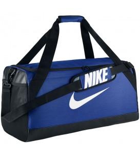 Bolso Nike Brasilia BA5334-480 en color azul royal y negro en chemasport.es, entra y descubre más colores y modelos.