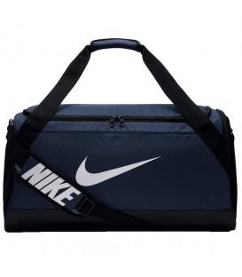 Bolso Nike Brasilia BA5334-410 en color azul marino y negro en chemasport.es, envios a península en 24/48 horas!