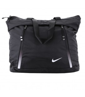 Bolso Nike Aura BA5204-010 en color negro, en chemasport.es encontrarás más modelos y colores de bolsos Nike para el gimansio