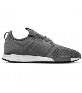 Zapatillas New Balance MRL 247 Lifestyle para hombre de color gris al mejor precio en tu tienda de deportivas de Pontevedra, Chema Sneakers.