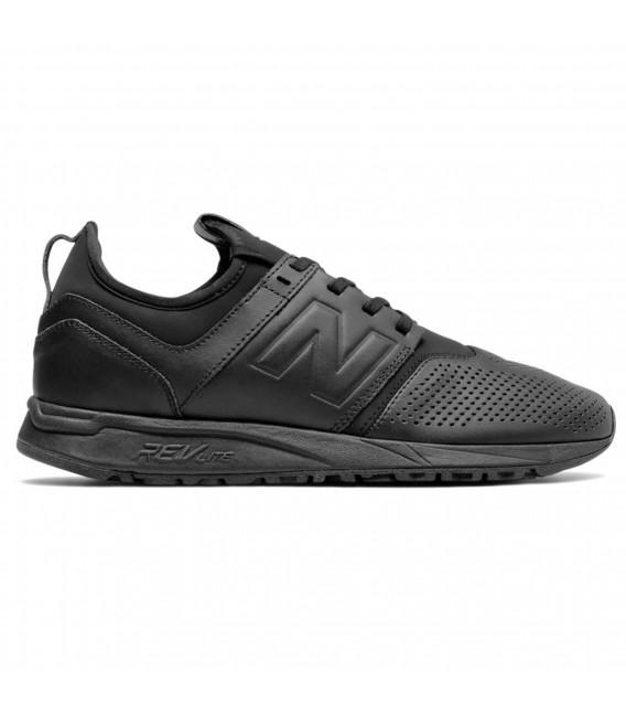 Mens Chaussures De Sport, Couleur Noire, Marque Nouvel Équilibre Mens Chaussures De Sport New Balance Modèle Mrl996 Fs Noir