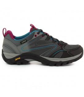 Zapatillas de trail para mujer con Goretex Chiruca Cuba 449630512 al mejor precio en chemasport.es