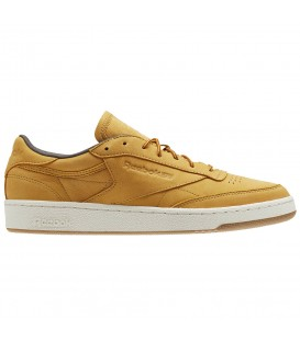 ZAPATILLAS REEBOK CLUB C 85 WP BS5205 AMARILLO