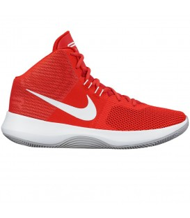 Zapatillas de baloncesto para hombre Nike Air Precision 898455-600 rojo al mejor precio en chemasport.es