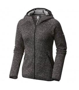 Chaqueta Polar Chilling para mujer de la marca Columbia perfecta para tus actividades deportivas al aire libre los días de invierno. Ref: EL1019 010