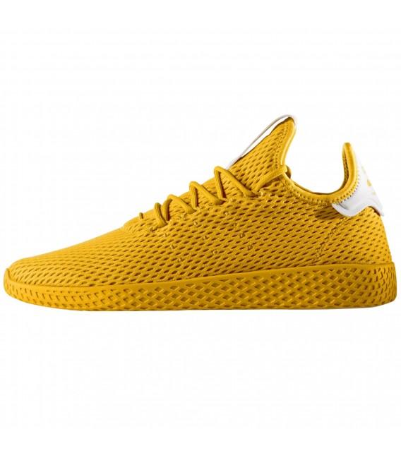 zapatillas amarillas adidas