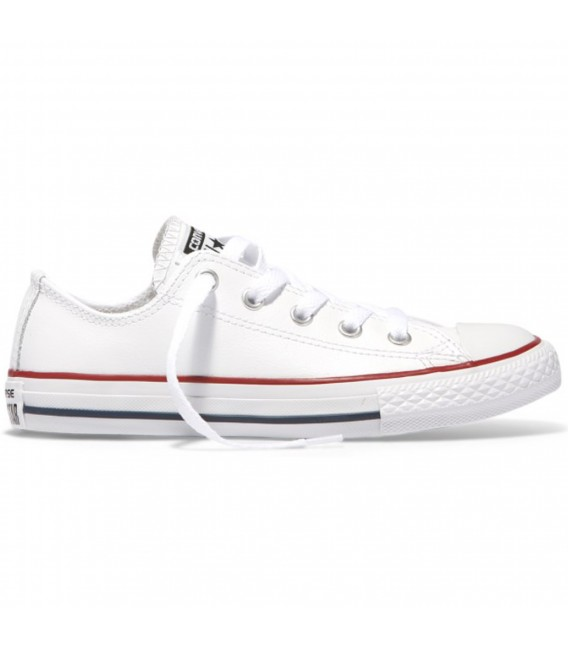 zapatillas converse all star blanco