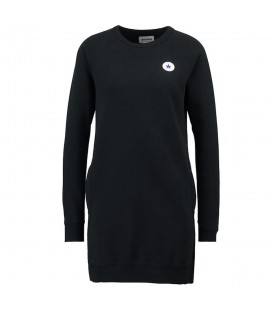 VESTIDO SUDADERA CONVERSE CORE SWEATSHIRT DRESS