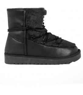 Botas D. Franklin Nordic Low 18 Fur de color negro. Otras botas con forro de pelo sintético de D. FRanklin disponibles en chemasport.es