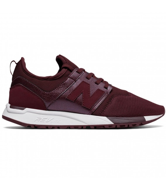 zapatillas burdeos new balance