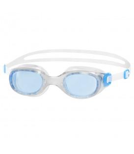 Gafas Speedo Futura Classic 8-108983537 de color transparente y cristal azul, gafas de natación en chemasport.es al mejor precio.