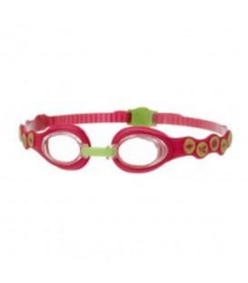 Gafas de natación Speedo Sea Squad 8-083827239 para niños en color rosa, entra en chemasport.es y descubre otros colores
