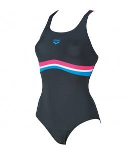 Bañador Arena Prestige 2A030-519 en color gris, otros bañadores en chemasport.es al mejor precio