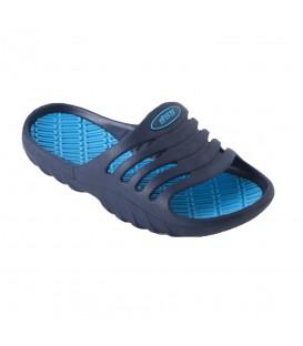 Chancla Dss Inject Cool Slipper Kid 3116072-480 en color azul marino, chanclas de natación para niños en chemasport.es al mejor precio